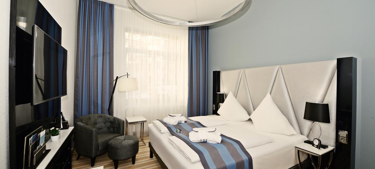 Mercure Hotel Kaiserhof Frankfurt City Center 6
