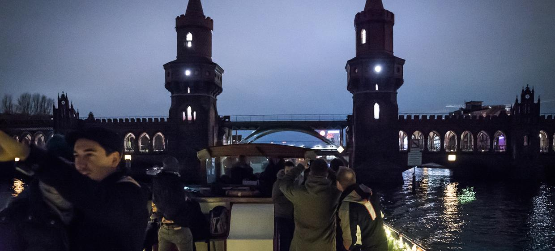 Weihnachten auf der MS Rhein 5