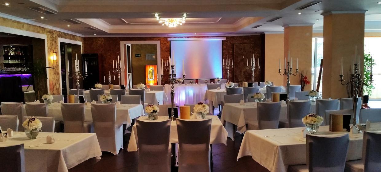 The Agas Hotel & Restaurant Saal 5