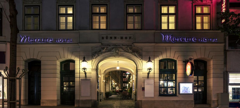 Mercure Grand Hotel Biedermeier Wien 15