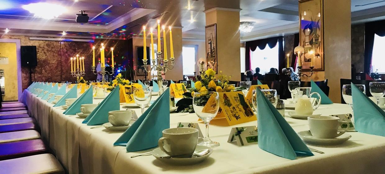 The Agas Hotel & Restaurant Saal 6