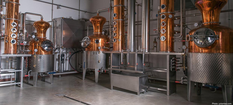 Destillerie-Führung mit Verkostung 2
