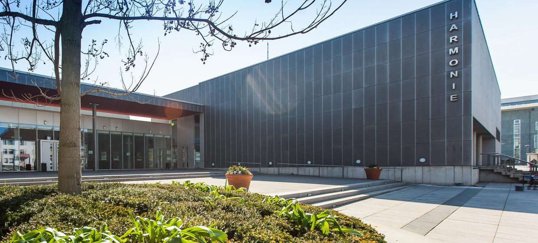Konzert- und Kongresszentrum Harmonie Heilbronn 2