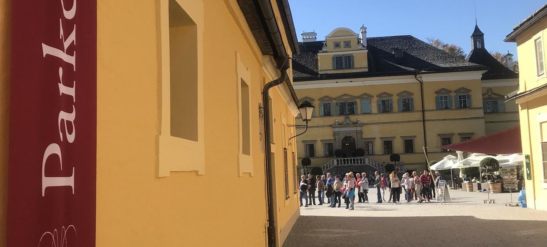 Parkcafé Schloss Hellbrunn 5