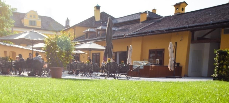 Parkcafé Schloss Hellbrunn 1