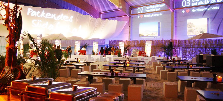Indoor Beach Center Berlin 6