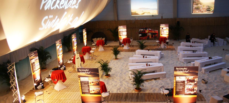 Indoor Beach Center Berlin 8