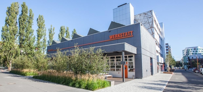Euref-Campus: Werkstatt 11