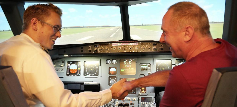 Sei der Pilot 4