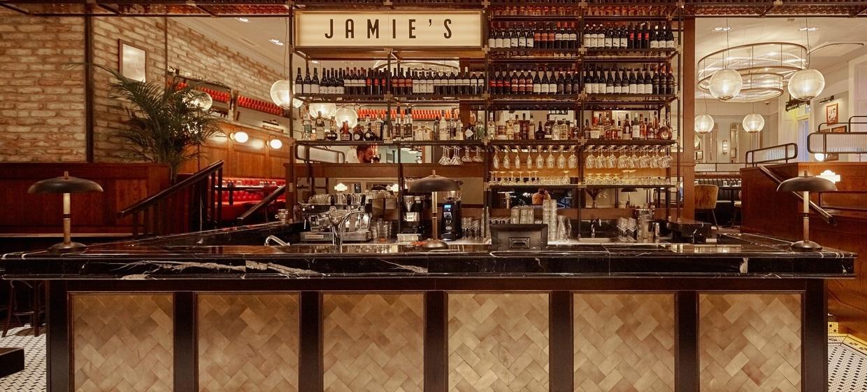 Jamies Italian München