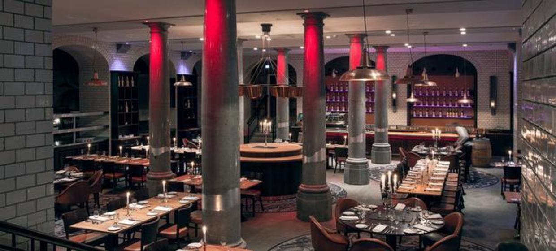 Gendarmerie Hauptstadtrestaurant und Austernbank 8