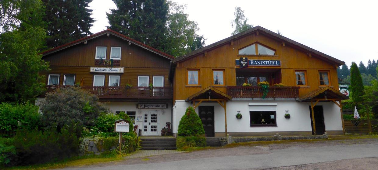 Pension Raststüb'l 11