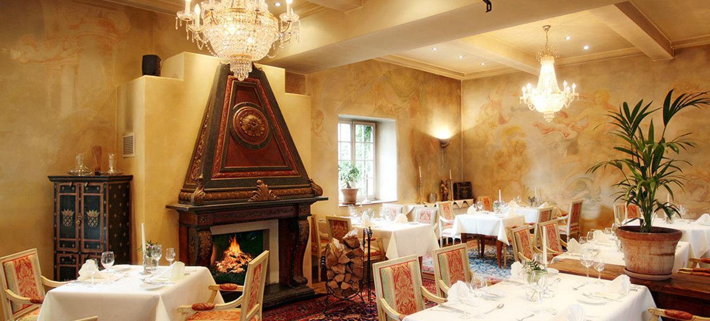 Hotel Schloss Edesheim 11