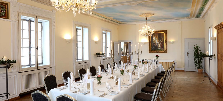 Hotel Schloss Edesheim 6