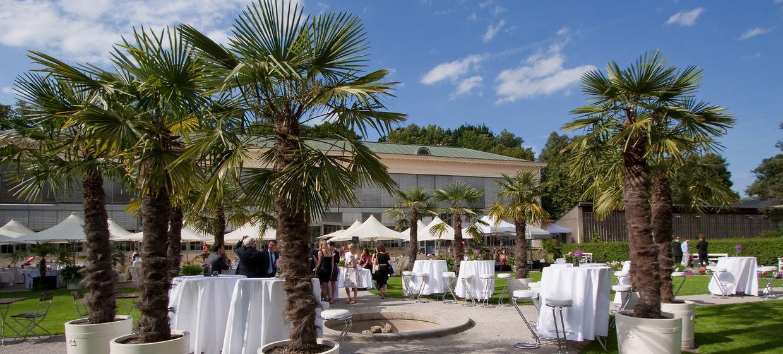 Schlosscafé im Palmenhaus 16