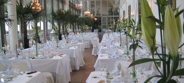 Schlosscafé im Palmenhaus 3