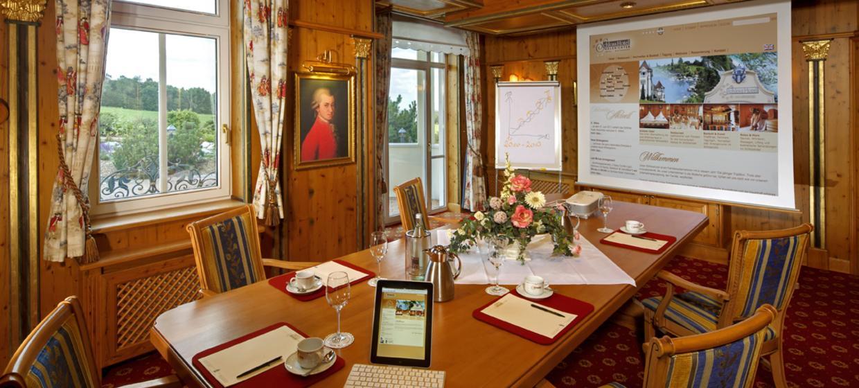 Schloss Hotel Holzrichter 6