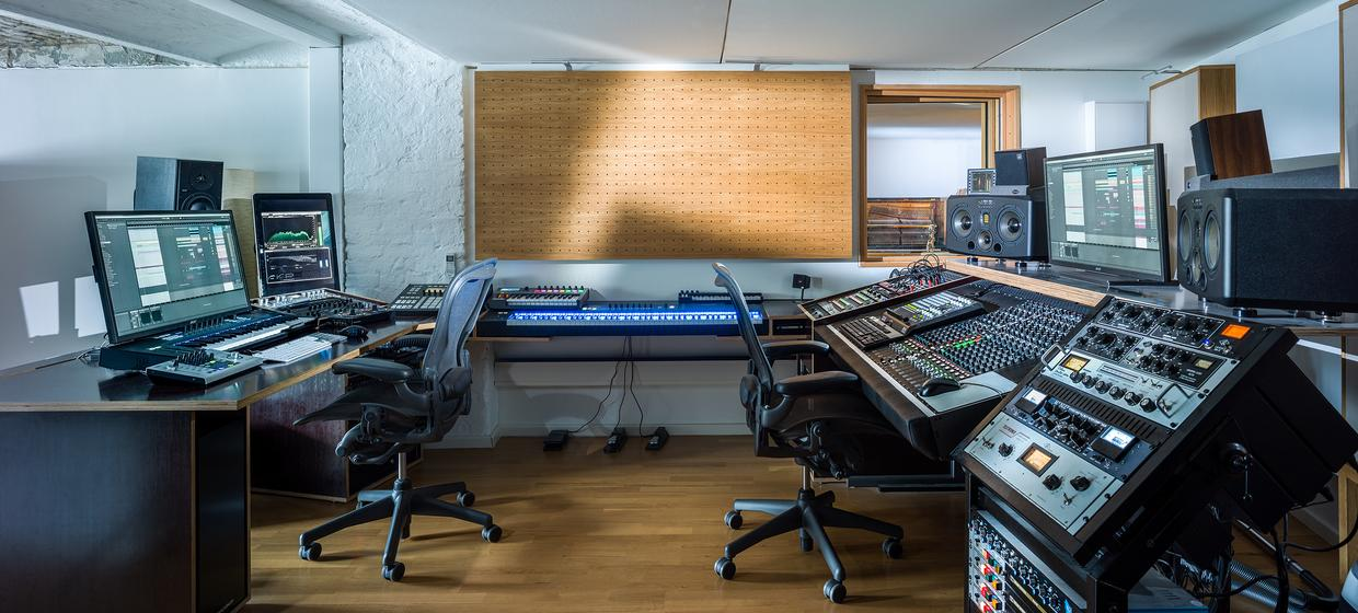The LAB - Riverside Studios  6