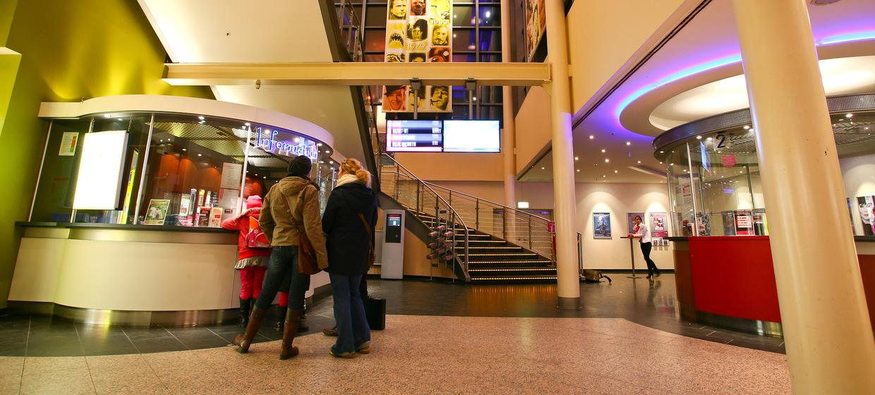 Hamburg Cinemaxx Wandsbek