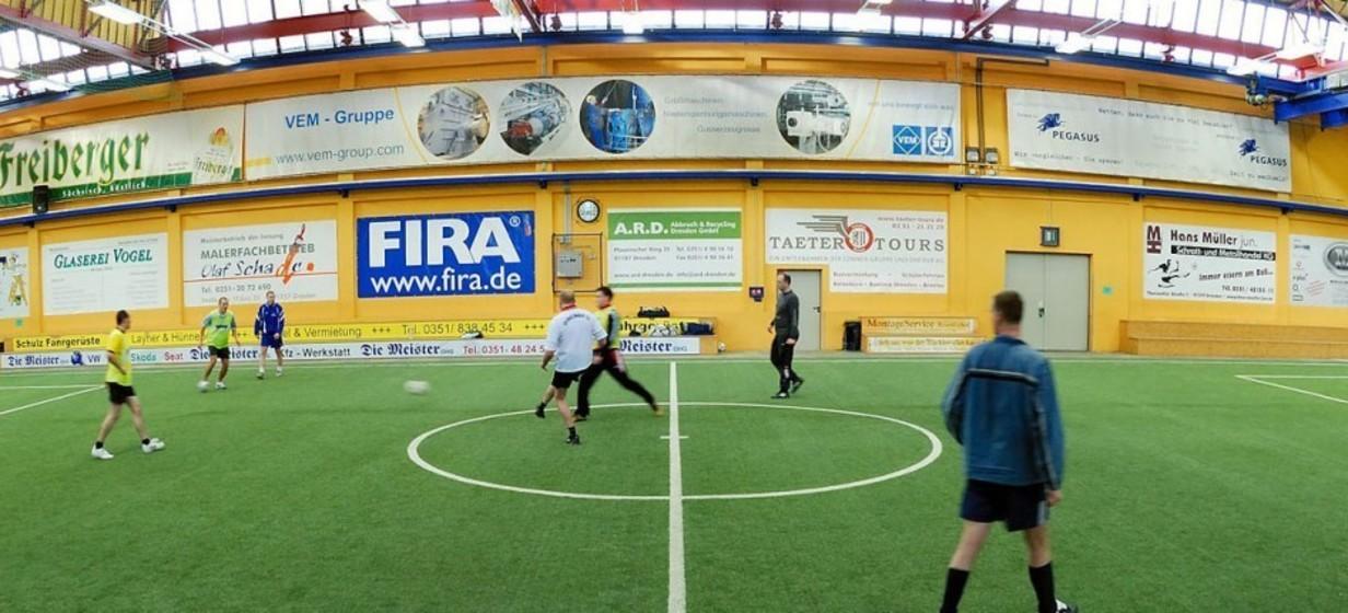 Sachsenwerk Arena 1