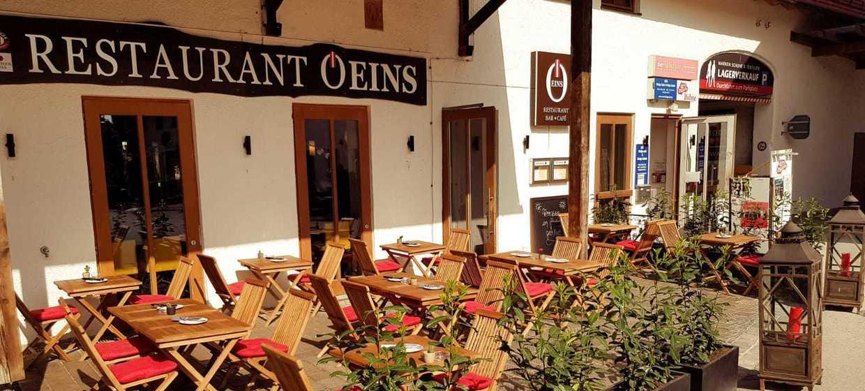 Öeins Restaurant im Stemmerhof 1