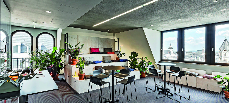 Design Offices Köln Dominium 2