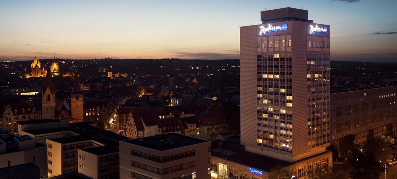 Radisson Blu Hotel Erfurt 2
