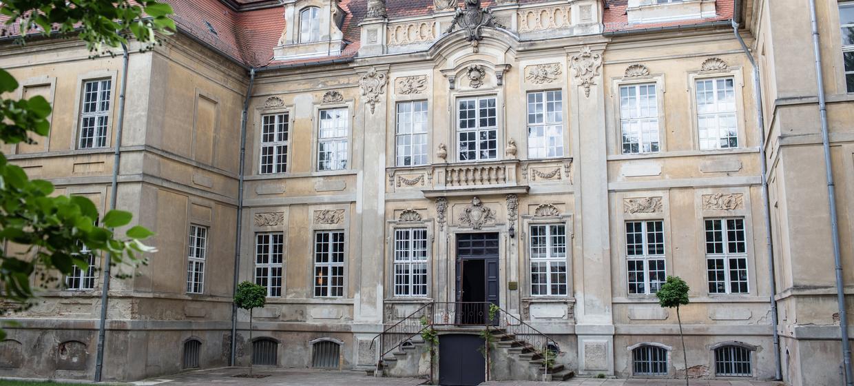 Traumhaftes Kulturschloss Roskow 1