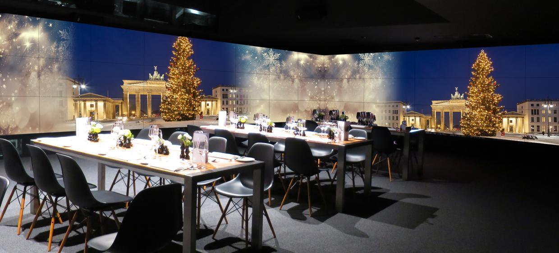 Weihnachtsfeier Berlin Mitte.Immersive Weihnachtsfeier In Berlin Mitte In Berlin Brandenburger