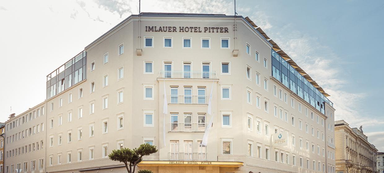 IMLAUER HOTEL PITTER Salzburg  34