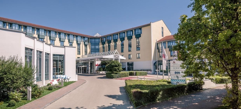 München Airport Marriott Hotel 23