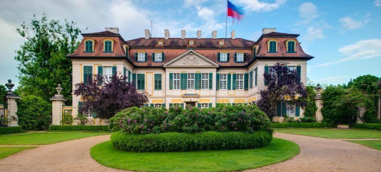 Schloss Dennenlohe 1