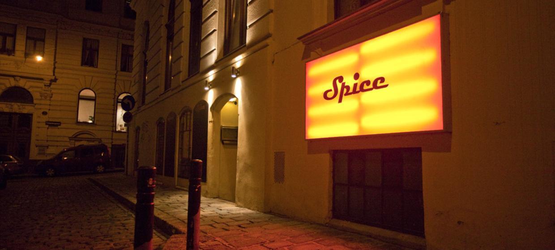 SPICE - die Event Bar 7