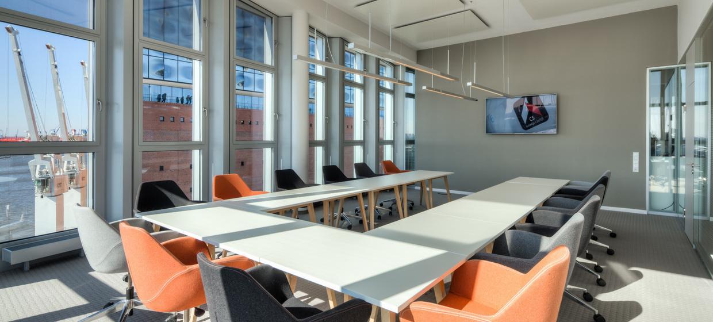 CS Business Center Hafencity 13