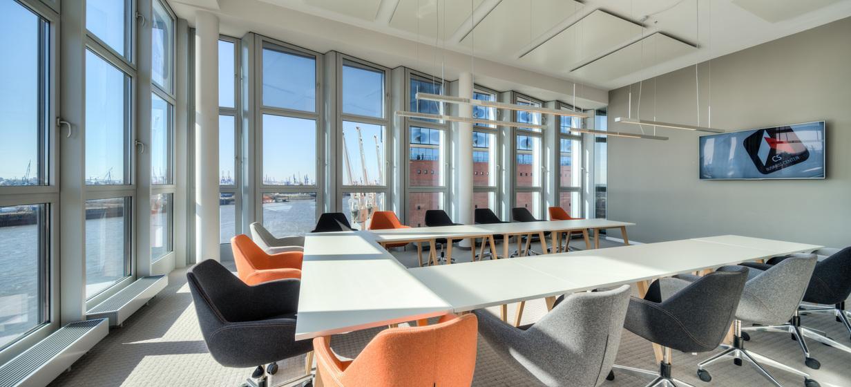 CS Business Center Hafencity 1