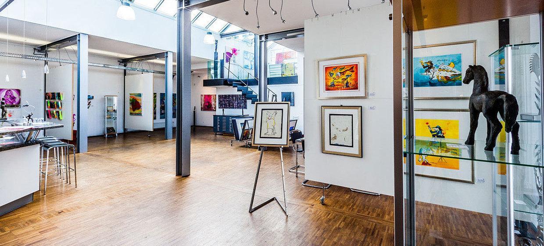 Galerie Jaeschke 1