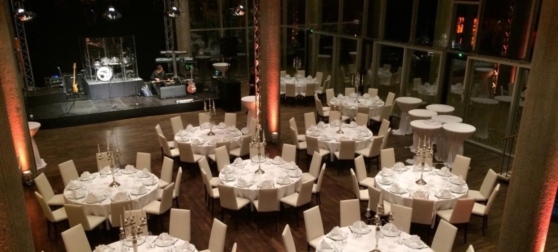Auster Events & Restaurant im Haus der Kulturen der Welt 3