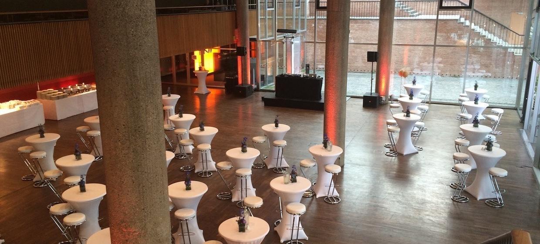 Auster Events & Restaurant im Haus der Kulturen der Welt 2