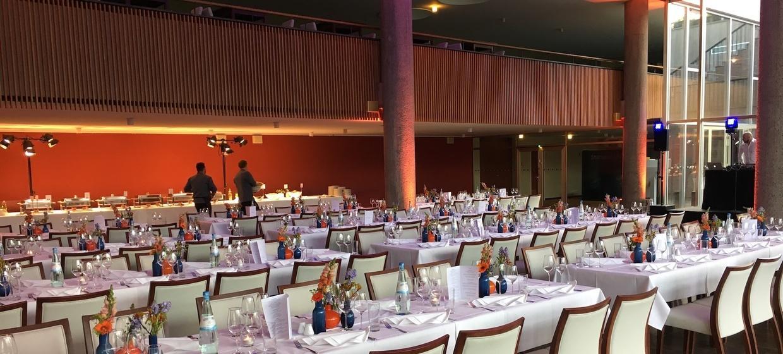 Auster Events & Restaurant im Haus der Kulturen der Welt 4