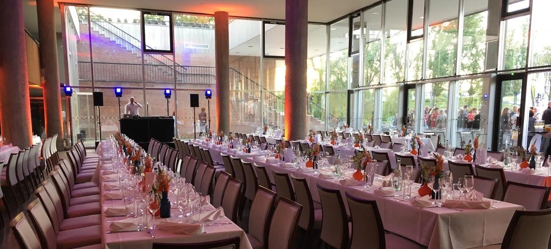 Auster Events & Restaurant im Haus der Kulturen der Welt 1
