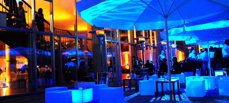 Auster Events & Restaurant im Haus der Kulturen der Welt 5
