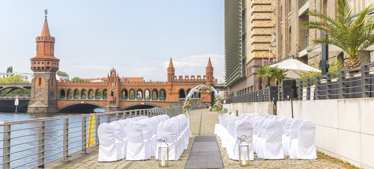 Heiraten an der Spree 1