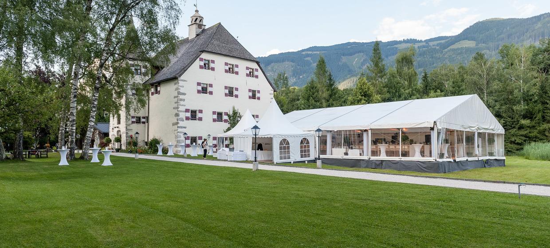 Schloss Prielau Hotel & Restaurants 2