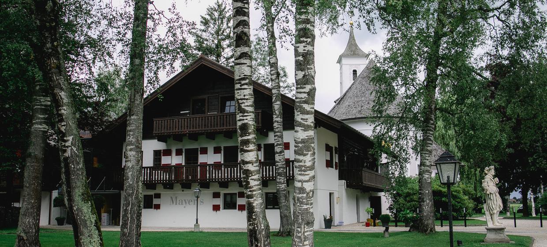 Schloss Prielau Hotel & Restaurants 16