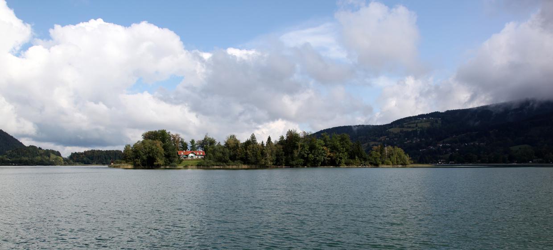 Insel im Schliersee 2