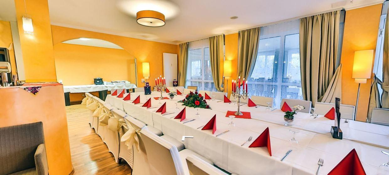 The Agas Hotel & Restaurant Saal 5