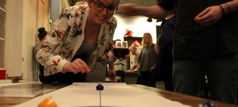 Action Team Dinner im Quatsch Comedy Club 6