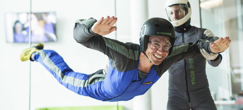 Windobona Indoor Skydiving 2