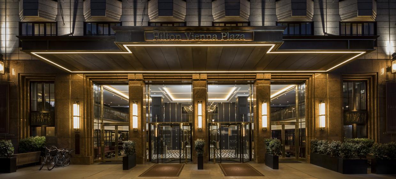 Hilton Vienna Plaza 11