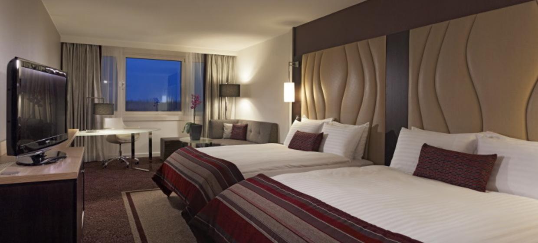Hilton Vienna Danube Waterfront 7